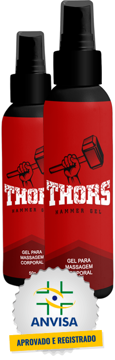 thors hammer gel