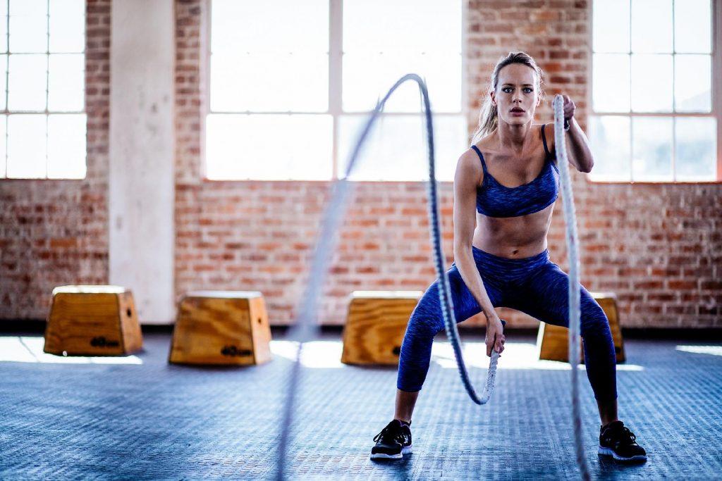 atividade física localizada